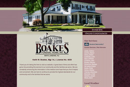 Boakes Funeral Home Inc