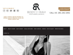 Body by Ravi Plastic Surgery and Aesthetics