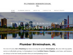 Bo's Plumbing