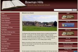 Bowman Hills Seventh Day Adventist Church
