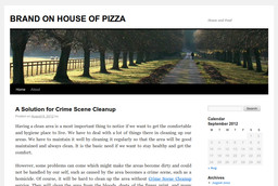 Brandon House of Pizza