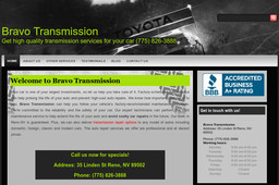 Bravo Transmission