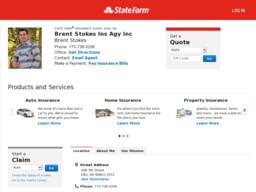 Brent Stokes State Farm Insurance