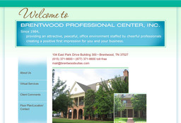Brentwood Professional Center Inc