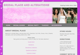 Bridal Place & Alterations