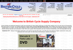 British Cycle Supply Co