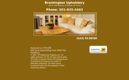 Brockington Upholstery & Furniture Co