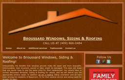 Broussard Windows, Siding & Roofing