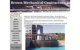 Brown Mechanical Contractors Inc
