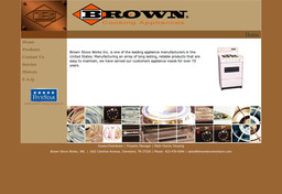 Brown Stove Works Inc
