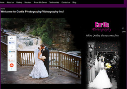 Curtis Photography Videography Inc