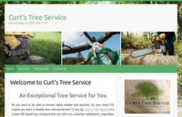Curt's Tree Service