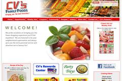 C V's Family Foods