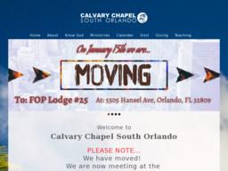 Calvary Chapel South Orlando, Inc.