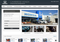 Cambridge Honda