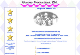 Cameo Productions Unlimited