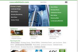 Cascade Block