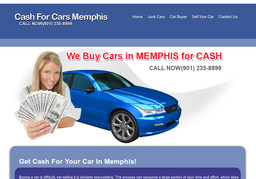 Cash For Cars Memphis