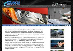 Capital Auto Restoration