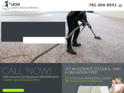 UCM Carpet Cleaning Wellesley