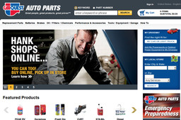 Johnson's Auto Parts Inc
