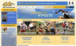 CATZ - Competitive Athlete Training Zone