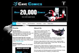 Cave Comics Inc