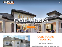 Caye Works Roofing