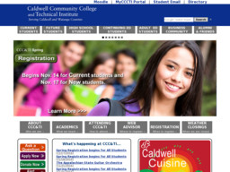 Caldwell Community College - Watauga Campus - Basic Skills Center