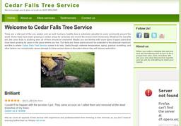 Cedar Falls Tree Service