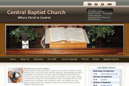 Central Baptist Ministries - School