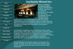 Certainly Wood Inc