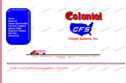 Colonial Freight Systems Inc