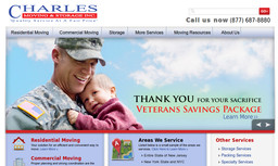 Charles Moving and Storage Inc