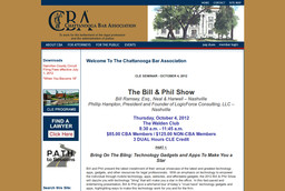 Attorney Referral Service of The Chattanooga Bar Association
