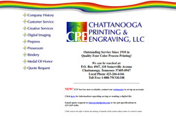Chattanooga Printing & Engraving