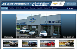 Chip Banks Chevrolet Buick Inc