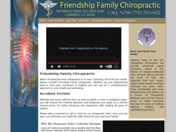 Friendship Family Chiropractic