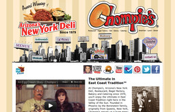 Chompie's Restaurant, Deli, and Bakery