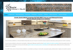 Choice Granite and Marble