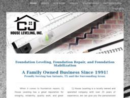 Cj House Leveling