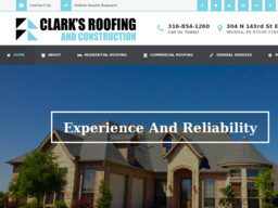 Clark's Roofing and Construction