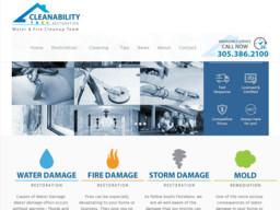 Cleanability Restoration