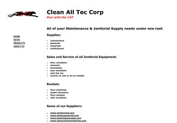 Clean All Tec Corp