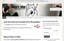 Clear's Silat & Street Kung Fu