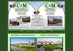 C & M Greenhouses