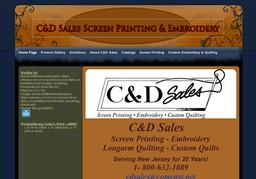 C & D Sales