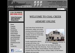 Coal Creek Armory Inc