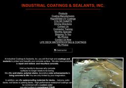 Industrial Coatings & Sealants Inc