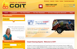 Coit Carpet & Upholstery Cleaners